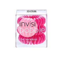 INVISIBOBBLE Candy Pink 3 pack - Gumička růžová (3 ks v balení)