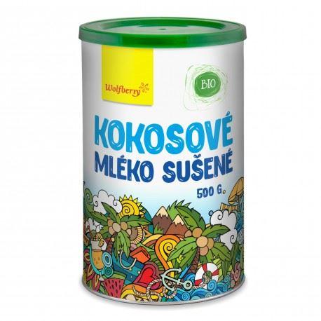 Wolfberry kokosové mléko sušené BIO 500g