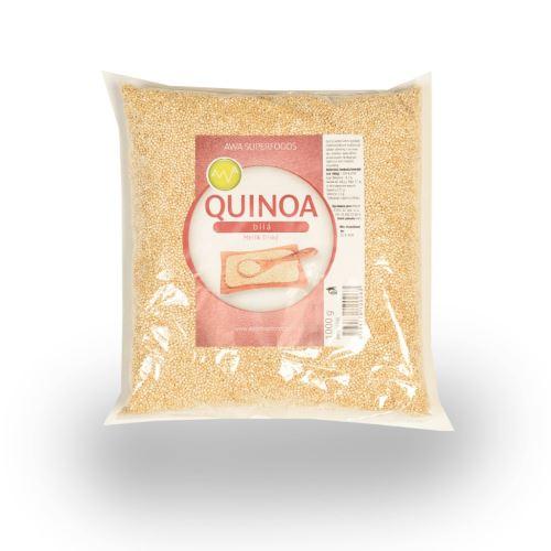 AWA superfoods Quinoa biela 1000g