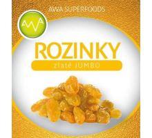AWA superfoods Hrozienka zlaté JUMBO 1000g