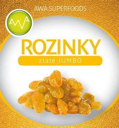 AWA superfoods Hrozienka golden JUMBO 1000g