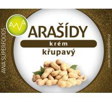 AWA superfoods Arašídové máslo křupavé 1000g