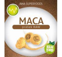 AWA suoperfoods Maca RAW prášok 250g