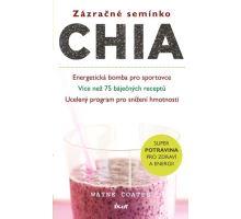Kniha Zázračné semienko Chia