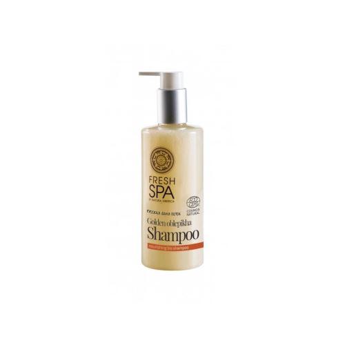Prírodný výživný šampón Zlatý rakytník, Natura Siberica 300ml
