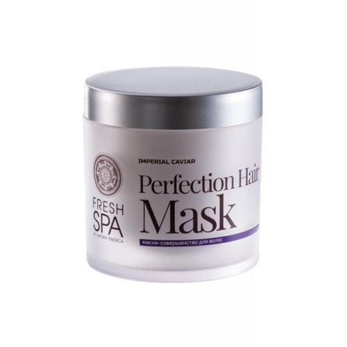 vlasová maska na obnovu zničených vlasov - Dokonalosť Imperial Caviar, Natura Siberica 400ml