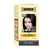 BIO organic Henna Organická barva na vlasy Soft Black