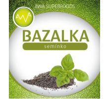 AWA superfoods bazalkové semienko 250g