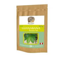 GRAVIOLA (GUANABANA) řezaný list RAW 150g