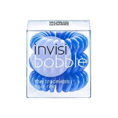 INVISIBOBBLE Navy Blue 3 pack - Gumička modrá (3 ks v balení)