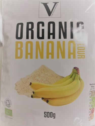 VIVEBIO Banánový prášek BIO 500g