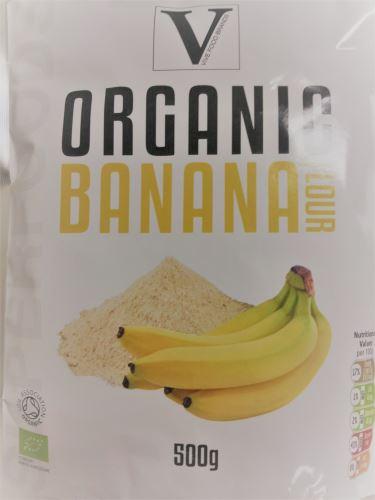 VIVEBIO Banánový prášok BIO 500g