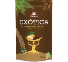 Iswari BIO Kakaové bôby v kokosovém cukre 100g