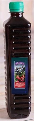 AWA superfoods šťava z brusníc BIO 600ml