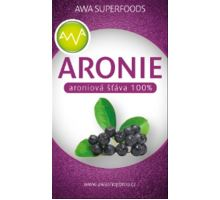 AWA superfoods aronia 100% šťava 3000ml