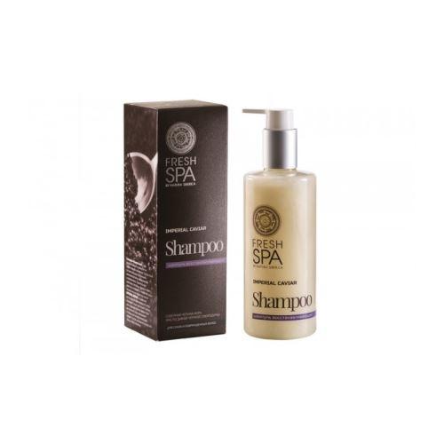 Šampón na obnovu zničených vlasov Imperial Caviar, Natua Siberica 300ml