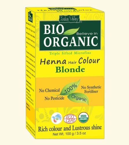 Henna barva na vlasy Blonde