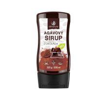Agávový sirup čokoláda BIO 350g
