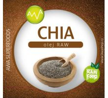 AWA superfood Chia olej RAW 200ml