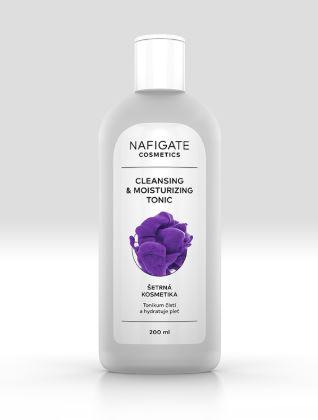Nafigate čistící tonikum a moisturizer 200 ml
