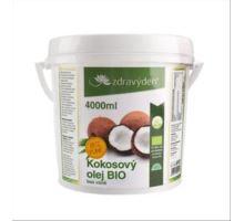 Kokosový olej BIO 4000ml bez vůně