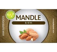 AWA superfoods Mandlový krém 180g