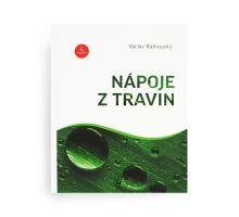 Nápoje z tráv IV. kniha Green Ways