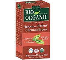 Henna barva na vlasy Chestnut brown