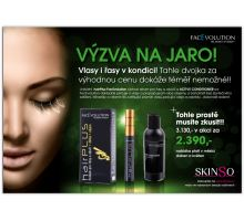 Hairplus sérum a Hairp stim  capsule