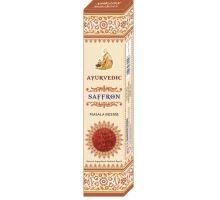 Ayurvedic Indické vonné tyčinky Saffron 16g