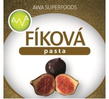 AWA superfoods Figové pasta 1000g
