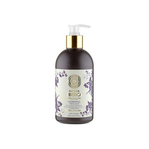 Natura siberica Hydratačné krémové mydlo 500ml