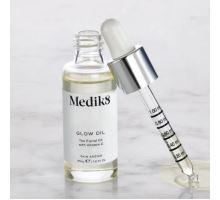 Medik8 Glow Oil 30ml, hydratační pleťový olej s vitaminem C