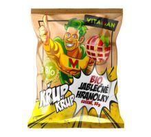 Vitaman Jablko BIO hranolky 35g sušené
