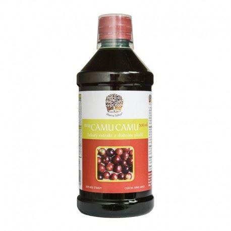 CAMU CAMU tekutý extrakt z plodů RAW 500 ml