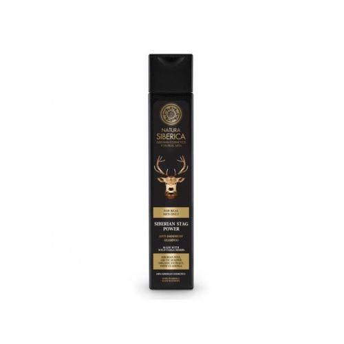 Natura siberica Šampón proti lupinám - MEN 250ml