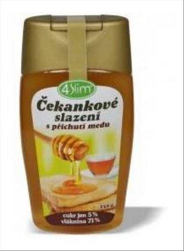 Čakankové sladenie s príchuťou medu 250g