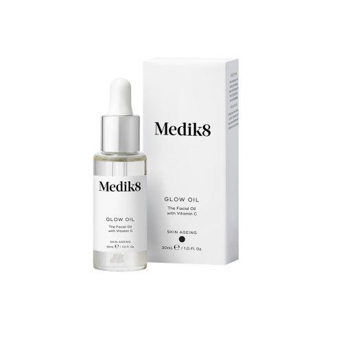 Medik8 Glow Oil 30ml, hydratačný pleťový olej s vitamínom C