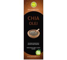 AWA superfoods Chia olej RAW 250 ml