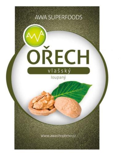 AWA superfoods Vlašské orechy lúpané 500g