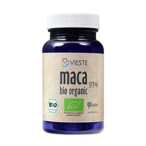 Vieste Maca Bio Organic - 90 tablet