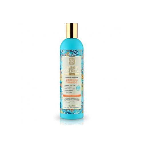 Natura siberica Rakytníkový šampón pre normálne a suché vlasy - Oblepikha siberica 400ml