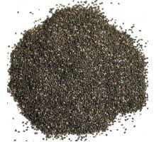 CHIA NEGRA sušené semeno z Peru RAW 960g