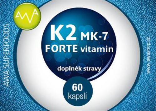 AWA superfoods vitamín K2 MK-7 60 tablet