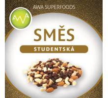 AWA superfoods Študentská zmes 1000g