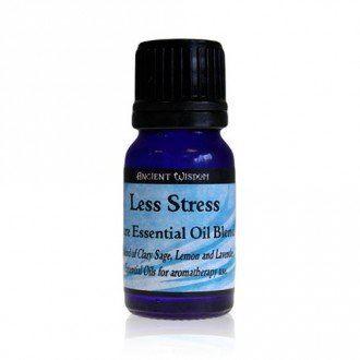 Zmes esenciálnych olejov Menej stresu 10 ml