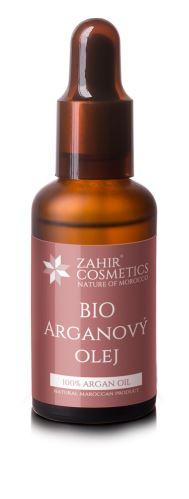 BIO Arganový olej s kvapkadlom 50 ml
