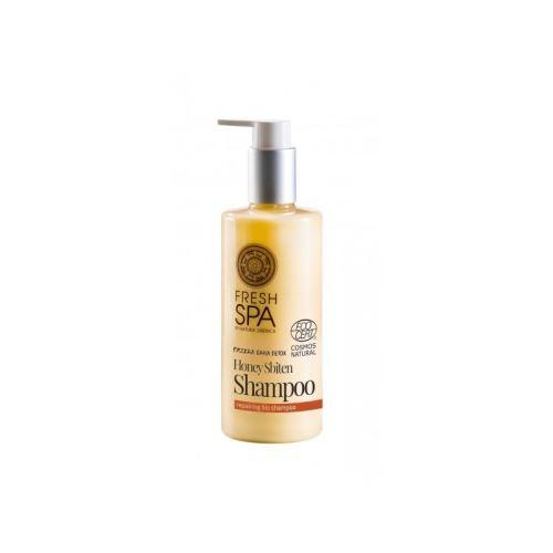 Prírodný obnovujúci medový šampón na farbené vlasy, Natura Siberica 300ml