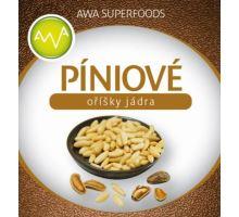 AWA superfoods Píniové oriešky jadra 1000 g