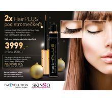Hairplus sérum na riasy 4,5ml - balíček 2ks